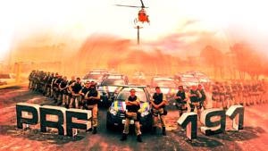 Operações da PRF - Policia Rodoviária Federal