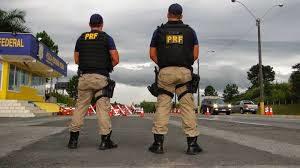 Polícia Rodoviária Federal em operação