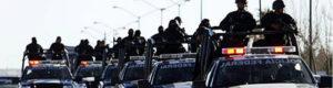 Policiais Federais em campo