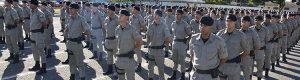 Formação de Soldados - Polícia Militar de Goiás