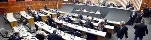 Pavimento de cargos na Assembléia Legislativa de Goiás