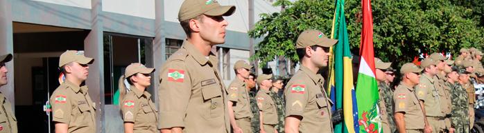 Entenda sobre o Concurso PM SC Soldado