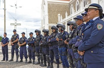 Guarda Civil de Petrolina (Pernambuco) libera edital oferecendo 80 vagas para nível médio.