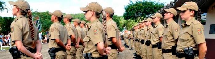 sobre o concursos pm sc soldado - Concurso PM SC Soldado tem banca definida, confira!
