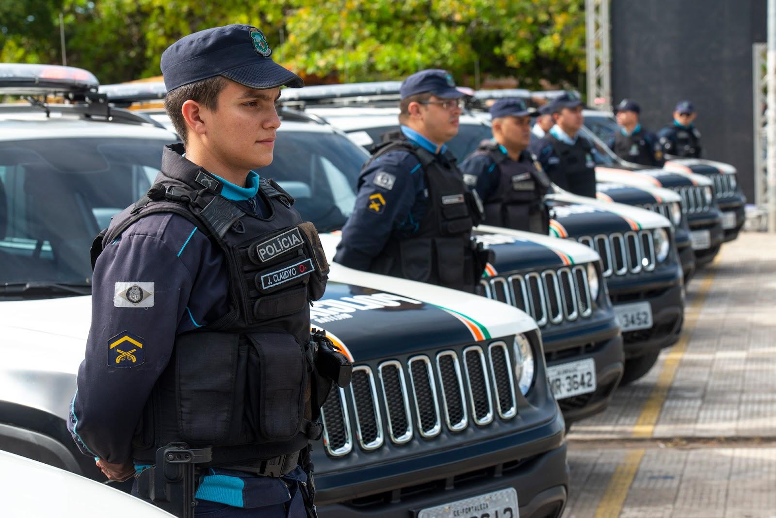 Concurso PM CE: Governador anuncia 2.200 vagas para Soldado e Oficial!