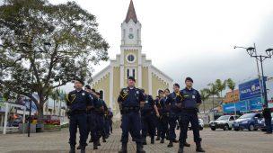 concurso guarda municipal de São José dos Pinhais