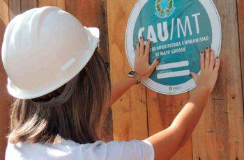 Concurso CAU MT, inscrições abrem hoje, confira!