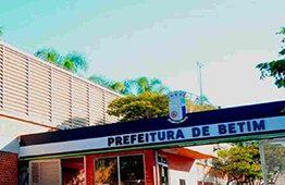 Concurso Prefeitura de Betim saiu salários até R$ 4 mil