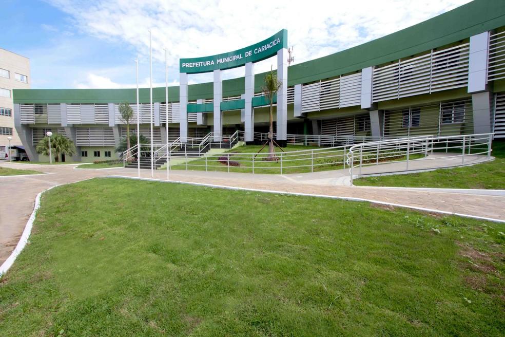 Concurso da guarda municipal de Cariacica.
