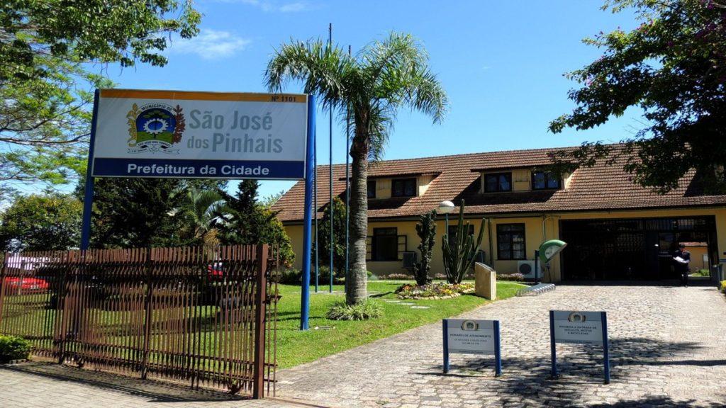 Concurso da Guarda Municipal da Prefeitura de São José dos Pinhais