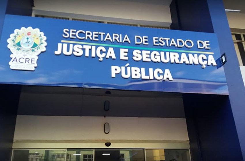 Segurança Pública Acre: comissão integrada formada!
